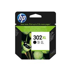 HP 302XL (Yield 480 Pages) High Yield Black ink Cartridge