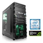 PC Specialist Fusion Chimera Core i5-7500 120SSD 1TB GTX 1060 3GB Windows 10