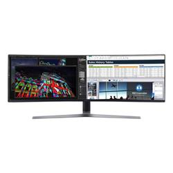 "Samsung CHG90 49"" Curved HDR QLED Gaming Monitor"