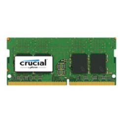 Crucial 8GB DDR4 PC4-19200 2400MHz CL17 SODIMM