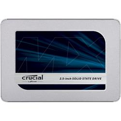 "Crucial 2TB MX500 2.5"" 7mm SATA 6Gb/s SSD"