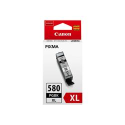 Canon PGI-580PGBK XL Black Original Blister with Security Ink Tank