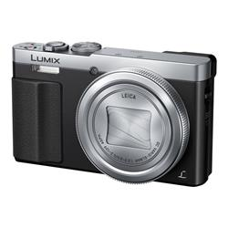 Panasonic Lumix DMC-TZ70 12.1MP 30x Zoom Superzoom Compact - Silver