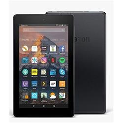 "Amazon Fire 7 Tablet with Alexa 7"" Display 16GB - Black"