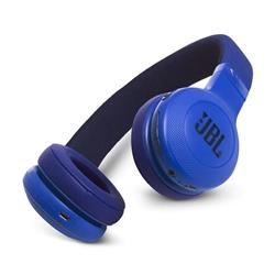 JBL E45 Bluetooth Wireless on-ear headphones - Blue
