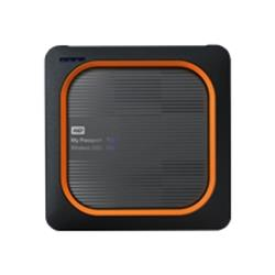 WD 500GB My Passport Wireless SSD USB 3.0 Wi-Fi Mobile Storage