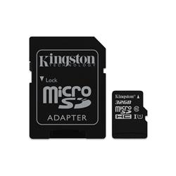 Kingston 32GB Canvas Select Class 10 UHS-I microSDHC