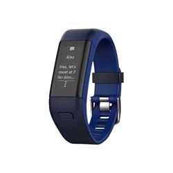 Garmin Vivosmart Fitness Watch Blue - Regular with GPS, Activity