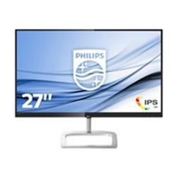 "Philips E-Line 27"" IPS Monitor HDMI and DisplayPort"