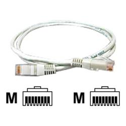 Cables Direct 8MTR CAT 6 UTP PVC INJ Moulded Cable - Grey  B/Q 50