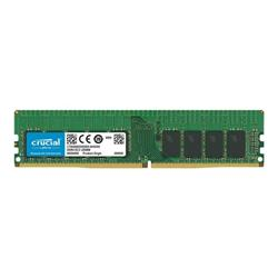 Crucial 16GB DDR4 2666 MT/s (PC4-21300) CL19 DR x8 Unbuffered DIMM 2