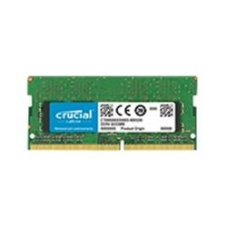 Crucial 4GB Kit (2GBx2) DDR4 2400 MT/s (PC4-19200) CL17 SR x16 Unbuf