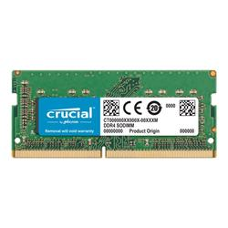 Crucial 8GB DDR4 2400 MT/s (PC4-19200) CL17 SR x8 Unbuffered SODIMM