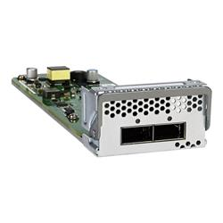 NETGEAR 2 x 40GBASE-X QSFP+ Port Card For M4300-96X