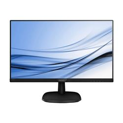"Philips 24"" Black LCD Monitor Full HD Speakers VGA / DVI and HD"