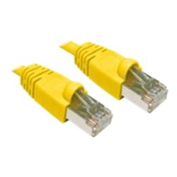 Cables Direct CAT 6 Snagless Patch Cable 1m - Yellow