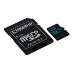 Kingston 32Gb Canvas Go Class 10 MicroSD UHS-I