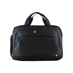"Techair 15.6"" Black Eco Shoulder Bag"