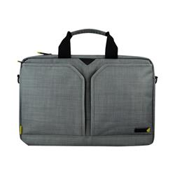 "Techair 13.3"" Grey EVO Laptop Shoulder Bag"