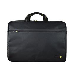"Techair 17.3"" Black Laptop Shoulder Bag"