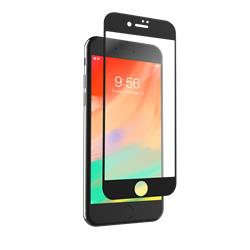 Mophie InvisibleShield Glass Contour - iPhone 7/8 Plus Screen - Black