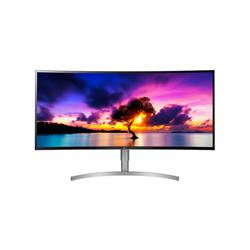 "LG 38WK95C 38"" 3840x1600 5ms HDMI DisplayPort USB-C UltraWide Curved IPS LED Monitor"