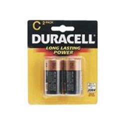 Duracell Plus Power C Cell - 2 Pack