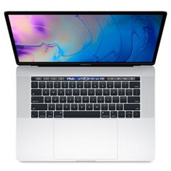 Apple 15-inch MacBook Pro with Touch Bar: 2.2GHz 6-Core i7 256GB - Silver