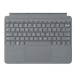 Microsoft Surface Go Signature Backlit Type Cover - Platinum