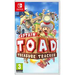 Nintendo Captain Toad: Treasure Tracker - Nintendo Switch