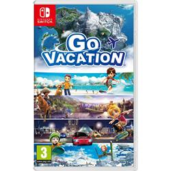 Nintendo Go Vacation - Nintendo Switch