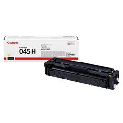 Canon 045H High Yield Yellow Toner Cartridge