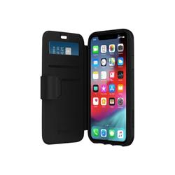 Griffin Survivor Strong Wallet for iPhone XR - Black