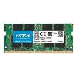 Crucial DDR4 4 GB SO-DIMM 260-pin 2666 MHz PC4-21300 - CL19