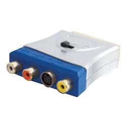 C2G SCART Audio/Video Adapter