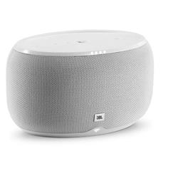 JBL Link 300 Voice-Activated Speaker - White