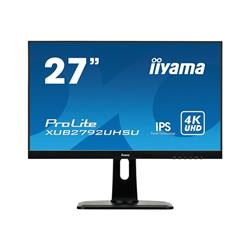 "iiyama ProLite XUB2792UHSU-B1 27"" 3840x2160 4ms  HDMI DVI DisplayPort 4K LED Monitor"