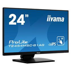 "iiyama ProLite T2454MSC-B1AG 23.8"" 1920x1080 5ms VGA HDMI Touchscreen LED Monitor"