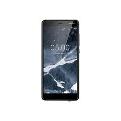 "Nokia 5.1 16GB 5.5"" HD+ Display – Black"