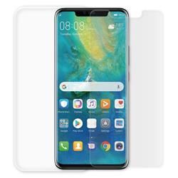 Minute One Glass Screen Protector + Clear Case Bundle - Mate20 Pro