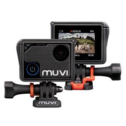 Veho Muvi KX-2 Pro Handsfree 4k @ 30fps Action Camera 12MP