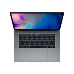 Apple 15-inch MacBook Pro with Touch Bar: i9 512GB - Space Grey