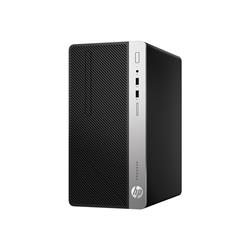 HP ProDesk 400 G5 MT Intel Core i3-8100 4GB 1TB Windows 10 Professional 64-bit