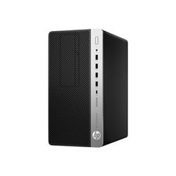 HP EliteDesk 705 G4 MT AMD Ryzen 5 Pro 2400 8GB 256GB SSD Windows 10 Professional 64-bit