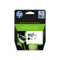HP Ink Cartridge No 957XL Black