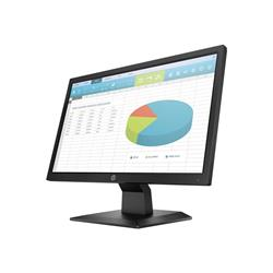 "HP P204 19.5"" 1600x900 5ms VGA HDMI DisplayPort LED Monitor"