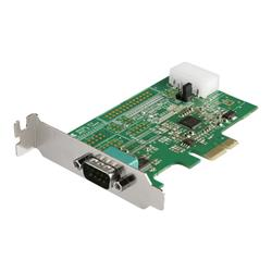 StarTech.com 1 Port RS232 Serial Adapter Card with 16950 UART - 921.4Kbps