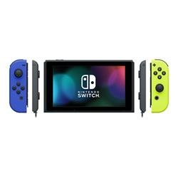 Nintendo Joy-Con Pair - Blue/Neon Yellow