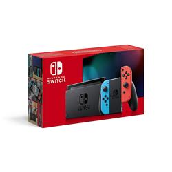 Nintendo Switch HW - Neon Red/Neon Blue (2019 Version)