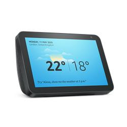 Amazon All-New Echo Show 8 (1st Gen) - Charcoal